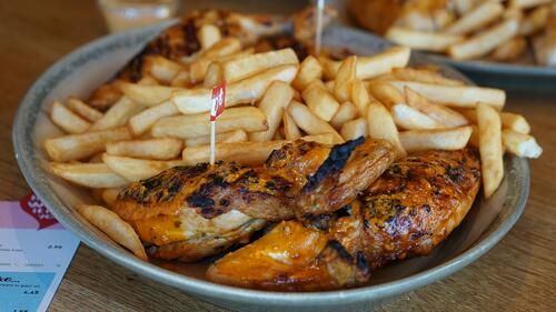 nandos chicken chips